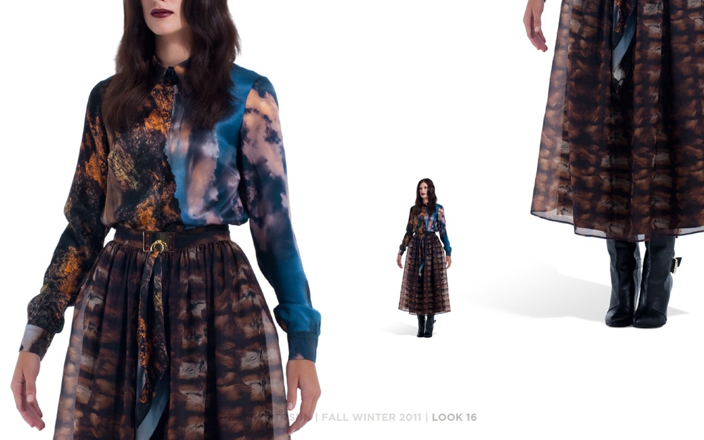Zeynep Tosun Fall-Winter '11 Lookbook