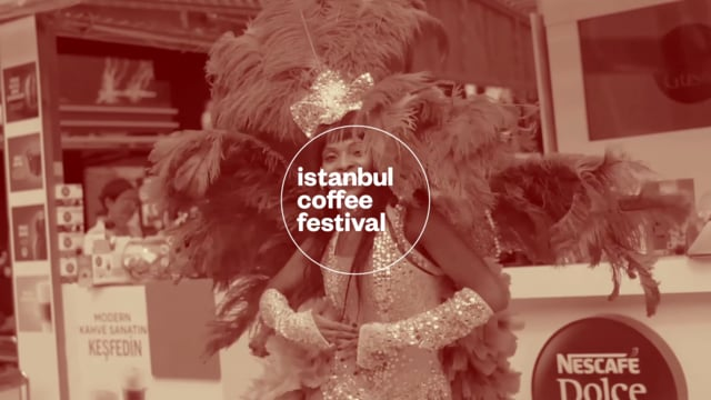 İstanbul Coffee Festival Save The Date Film