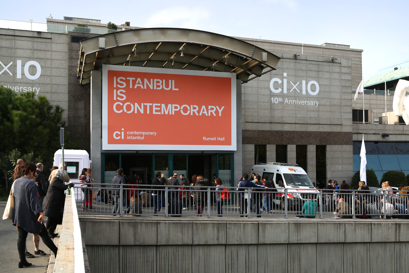 Contemporary Istanbul 2015 ID