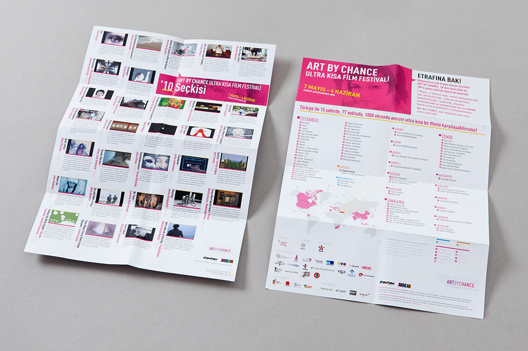 Art By Chance 2010  Brochure