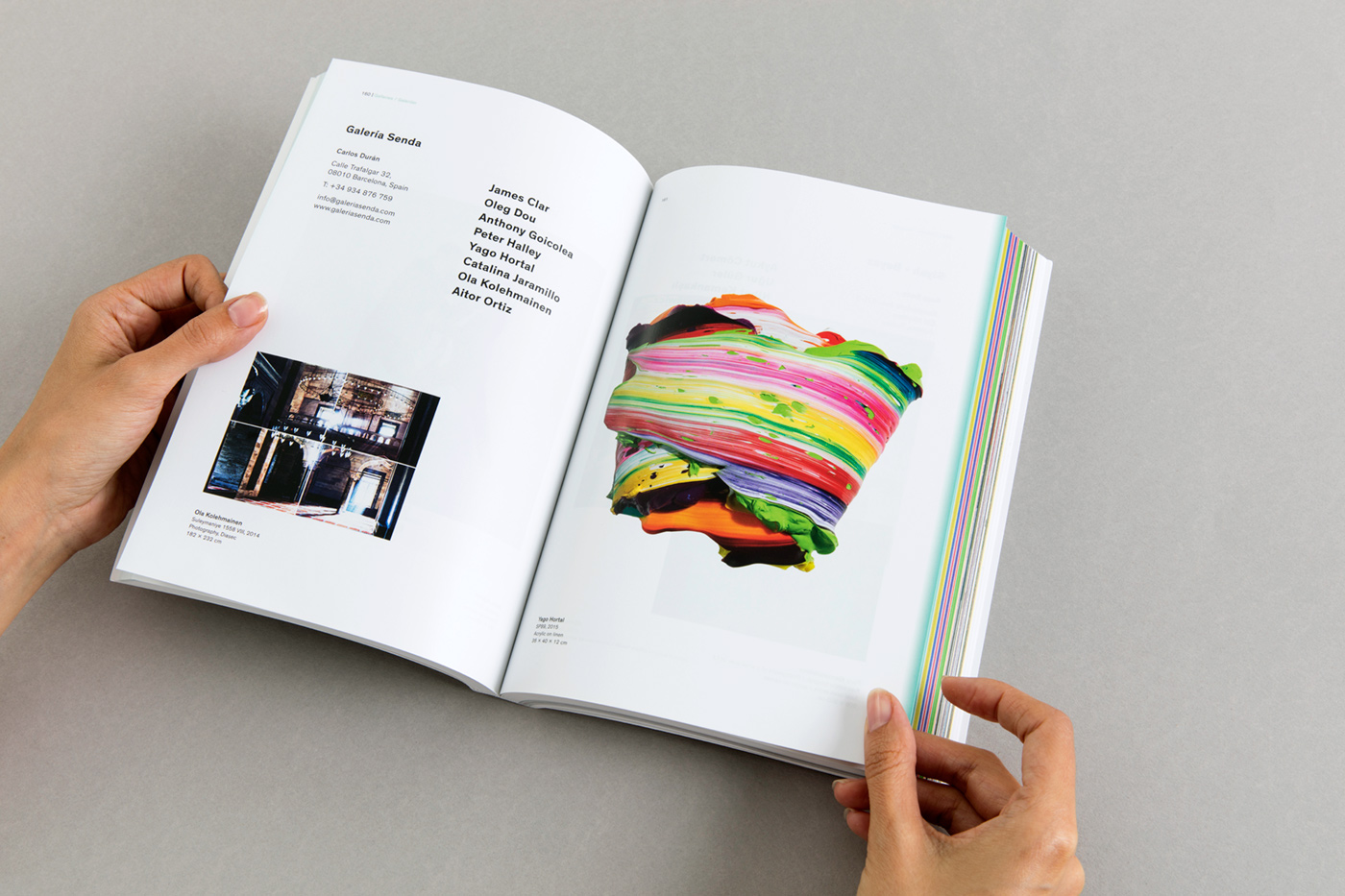 Contemporary Istanbul 2015 Catalogue