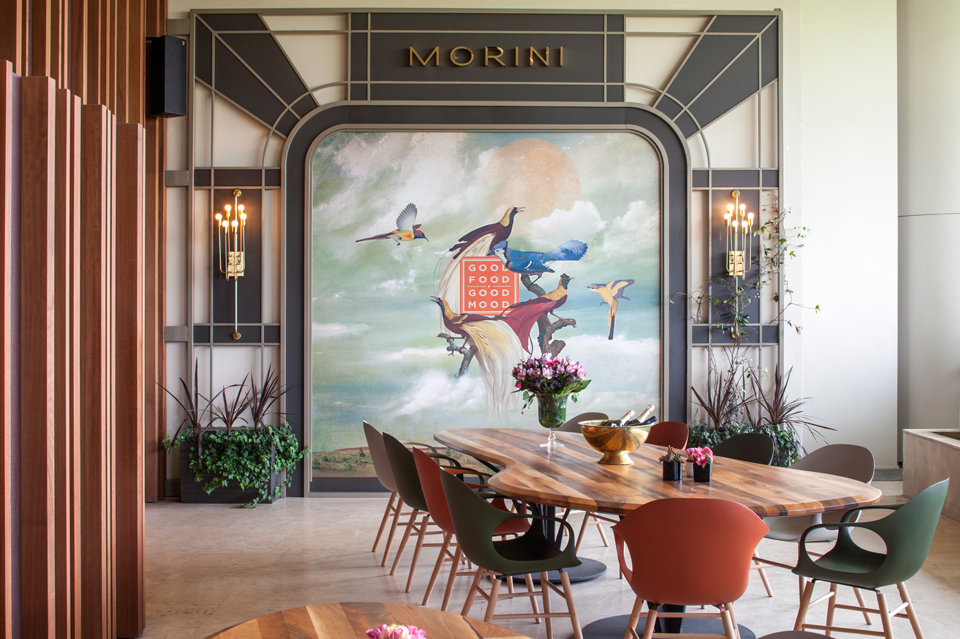 Morini Restaurant Photography