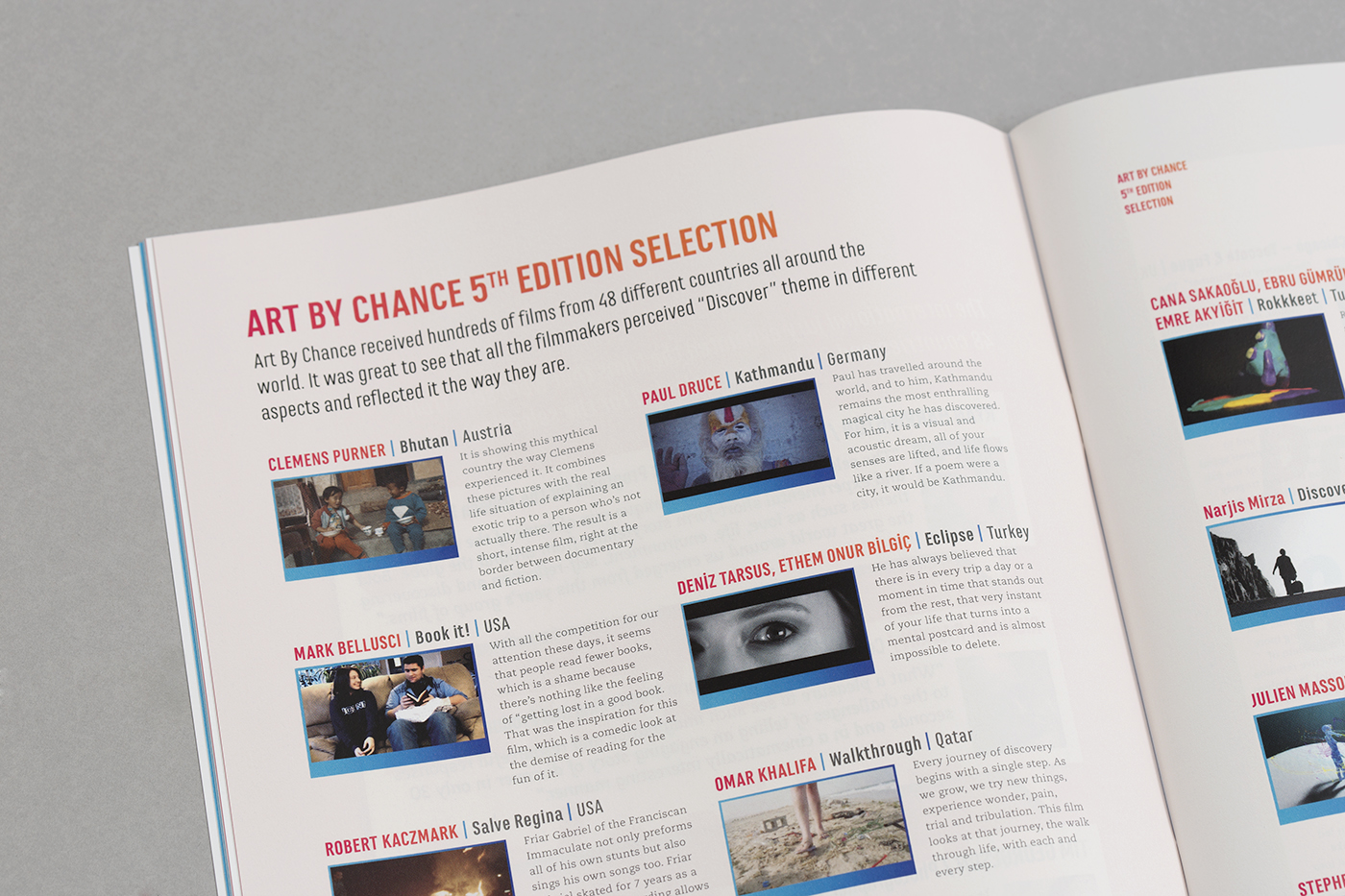 Art By Chance Ultra Short Film Festival 5th Edition Report March 2015