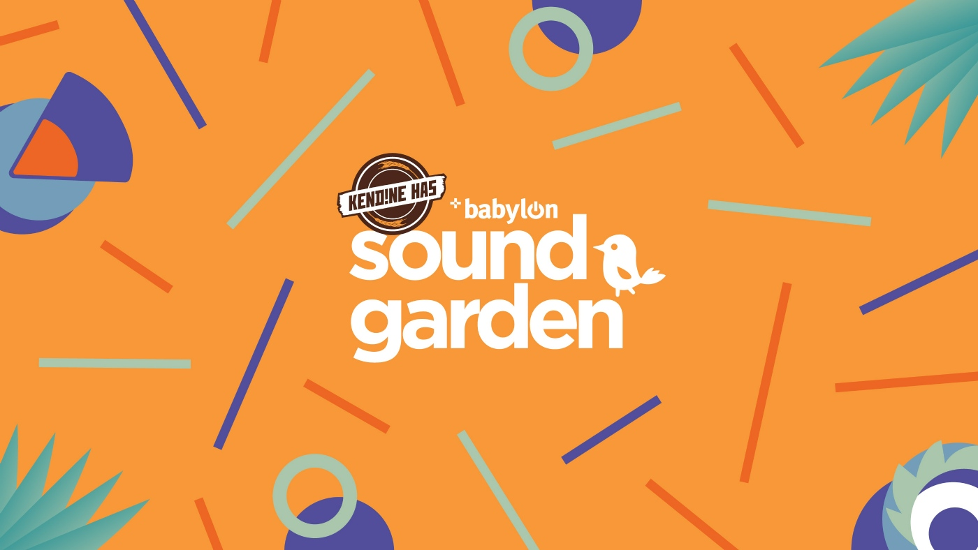 Babylon Soundgarden Key Visuals