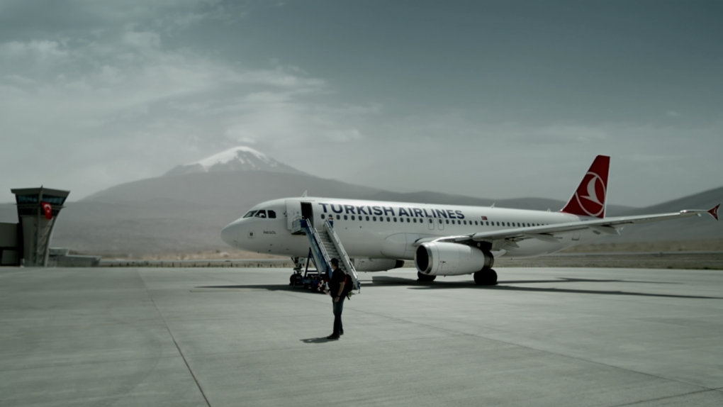 Turkish Airlines - 500th Airport Video